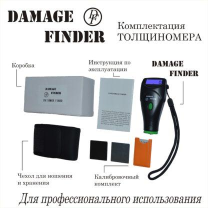 Толщиномер Damage Finder