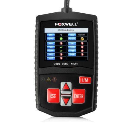 Диагностический сканер универсальный FOXWELL NT201